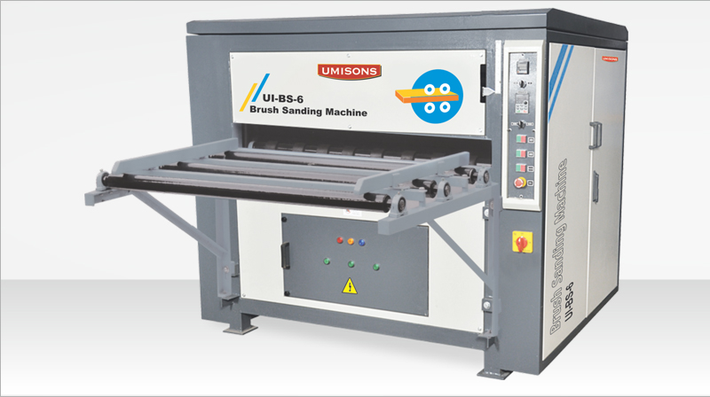 Brush-Sanding-Machine - Umisons